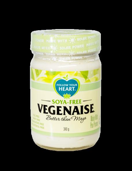 Veganéza Majonéza bez sóje 340g