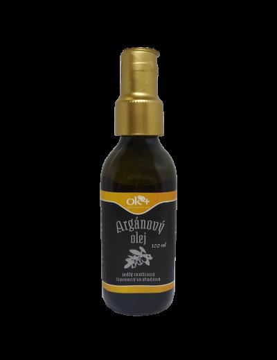 Olej arganový s rozprašovačom 100ml