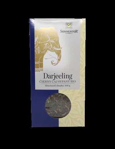 Čaj čierny darjeeling sypaný 100g BIO