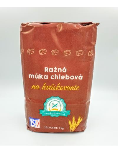 Múkaražná chlebová na kváskovanie 1kg
