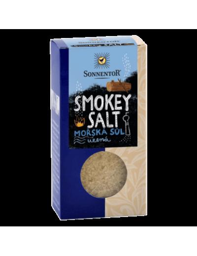 Sonnentor Smokey salt morská soľ údená 150 g