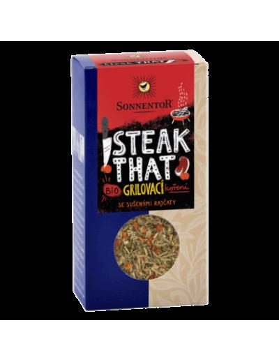 Sonnentor Steak That bio grilovacie korenie 50g