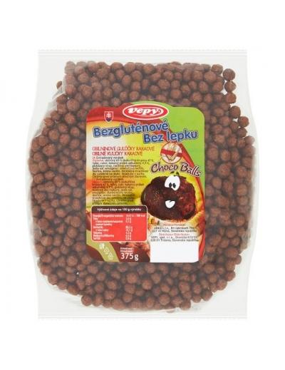 Vepy Obilninové guľôčky kakaové 375 g